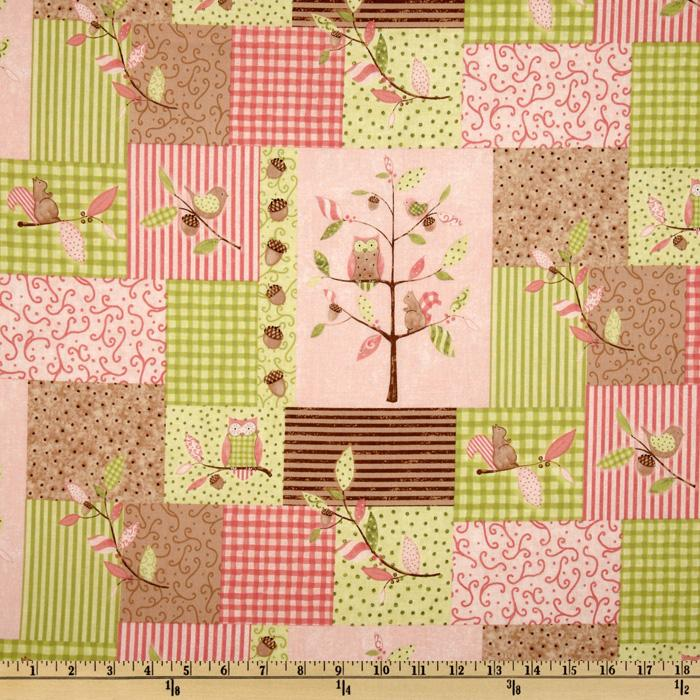 Owl Tree Nursery Owl Tree Patch Pink