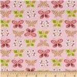 Animal Parade Flutter Pink