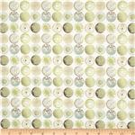 Alchemy Abstract Sand Dollars Ivory