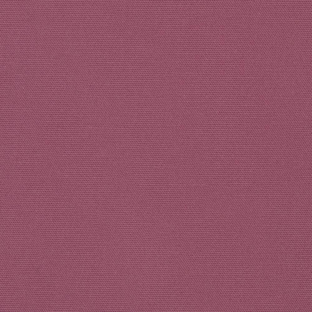 Stretch Cotton Twill Dark Rose