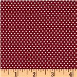 Pin Dots Crimson