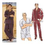 Kwik Sew Men's Pajamas Pattern
