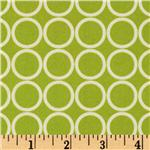 DW-311 Metro Living Circles Chartreuse