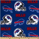 EM-403 NFL Fleece Buffalo Bills Blue