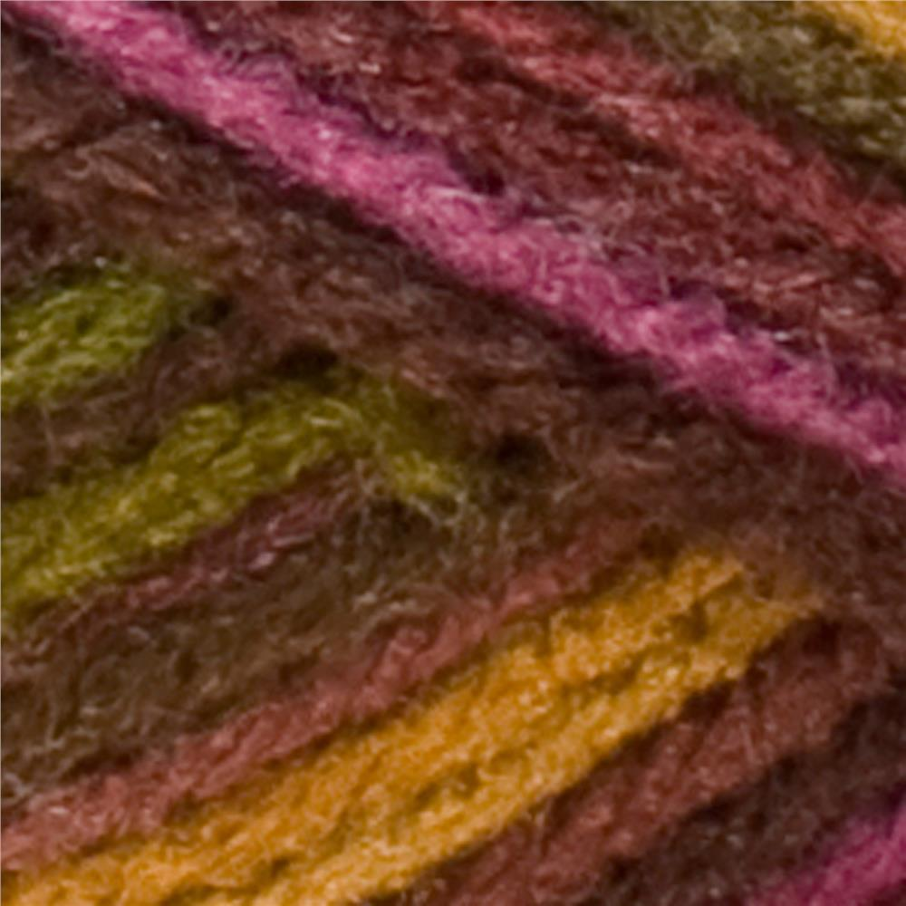 Red Heart Super Saver Yarn 944 Cherry Cola