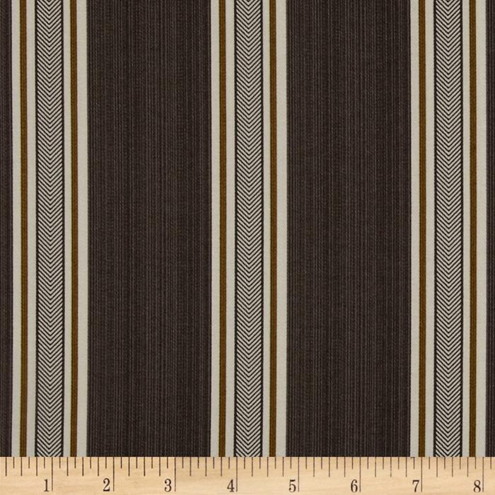 Waverly Williamsburg Fincastle Stripe Graphite