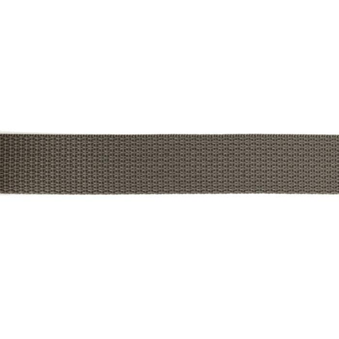 Polypro Webbing 1&quot; Grey