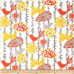 Premier Prints Indoor/Outdoor Menagerie Citrus