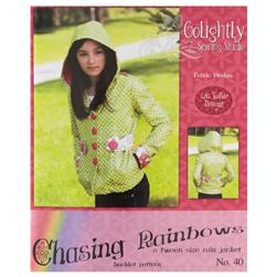 Lila Tueller Chasing Rainbows Jacket Pattern