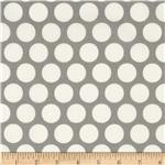 221095 Princess Vintage Groove Vintage Polka Dot Grey/White