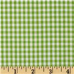 FJ-983 Woven 1/8&#39;&#39;&#39;&#39; Gingham Lime