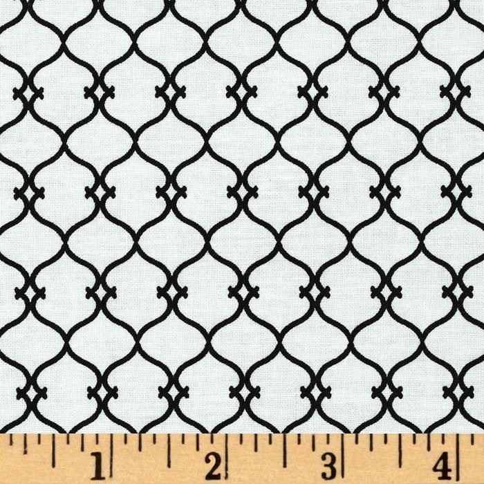 Day for Night Mini Chainlink White
