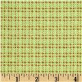 Aunt Polly's Flannel Plaid Olive/Brown
