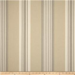 Benartex Home Athena Stripe Khaki/Natural