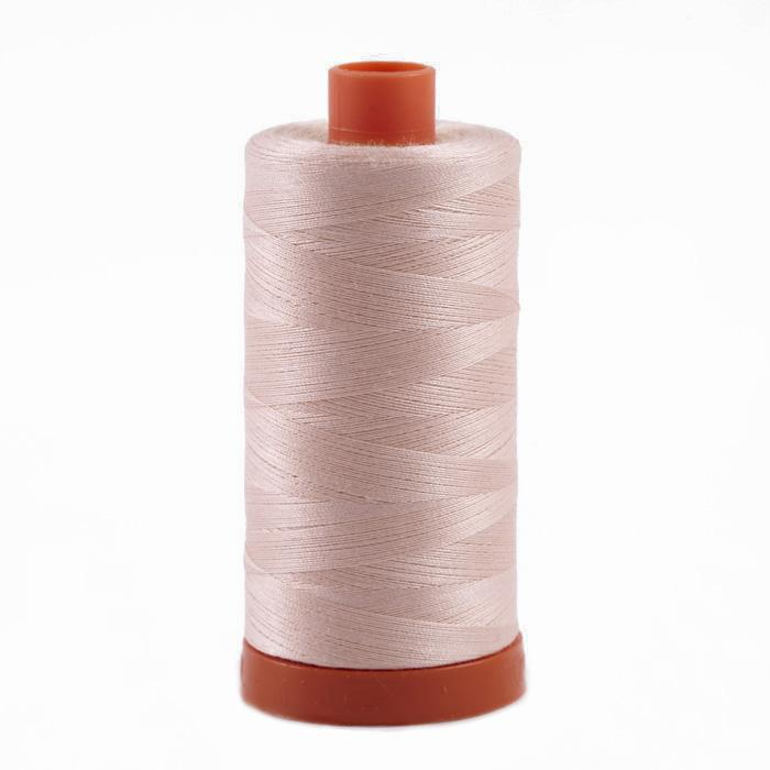 Aurifil Quilting Thread 50wt Pale Pink