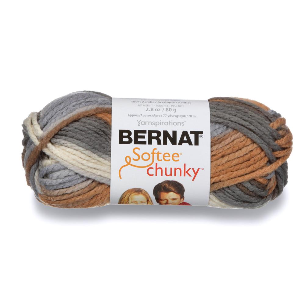 Bernat Softee Chunky Yarn (29117) Stillness