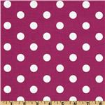 FN-978 Spot On Polka Dots Fuchsia