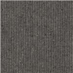 0275622 Brushed Wool Blend Coating Ribbed Grey