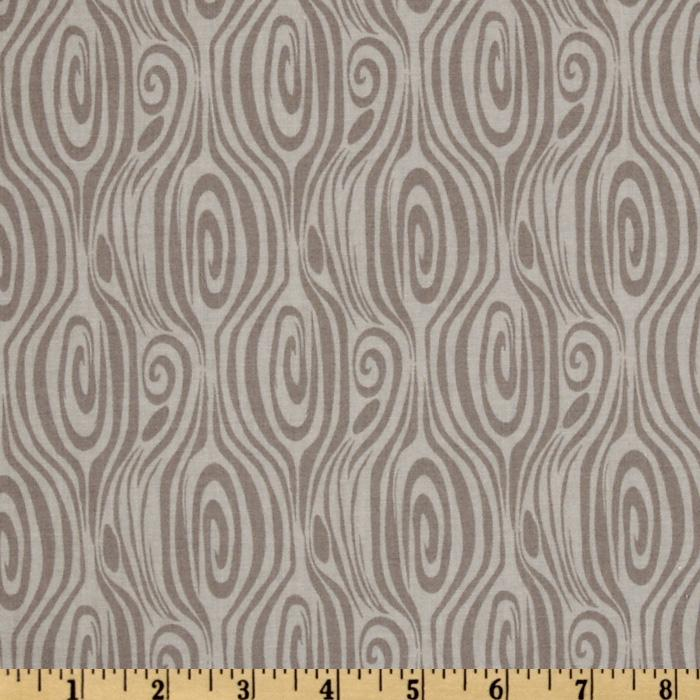 Moda Serenade Woodgrain Pebble Grey