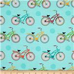203961 Cruzin' Bicycles Blue