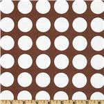 Multidot Medium Dots Brown