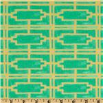 Haven's Edge Walls Turquoise