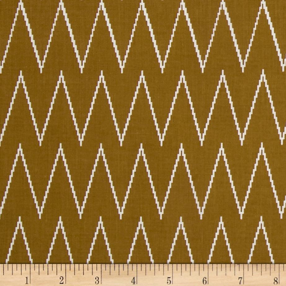 Riley Blake Indie Chic Woven Brown