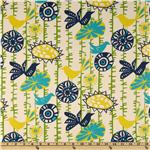 UO-853 Premier Prints Menagerie Sunshine/Natural