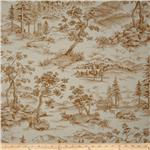 Pristine Scenic Toile Natural