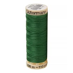 Gutermann Sew-All Thread 110 Yards (760) Kelly Green
