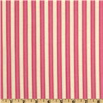 The Sweet Scoop Stripe Pink