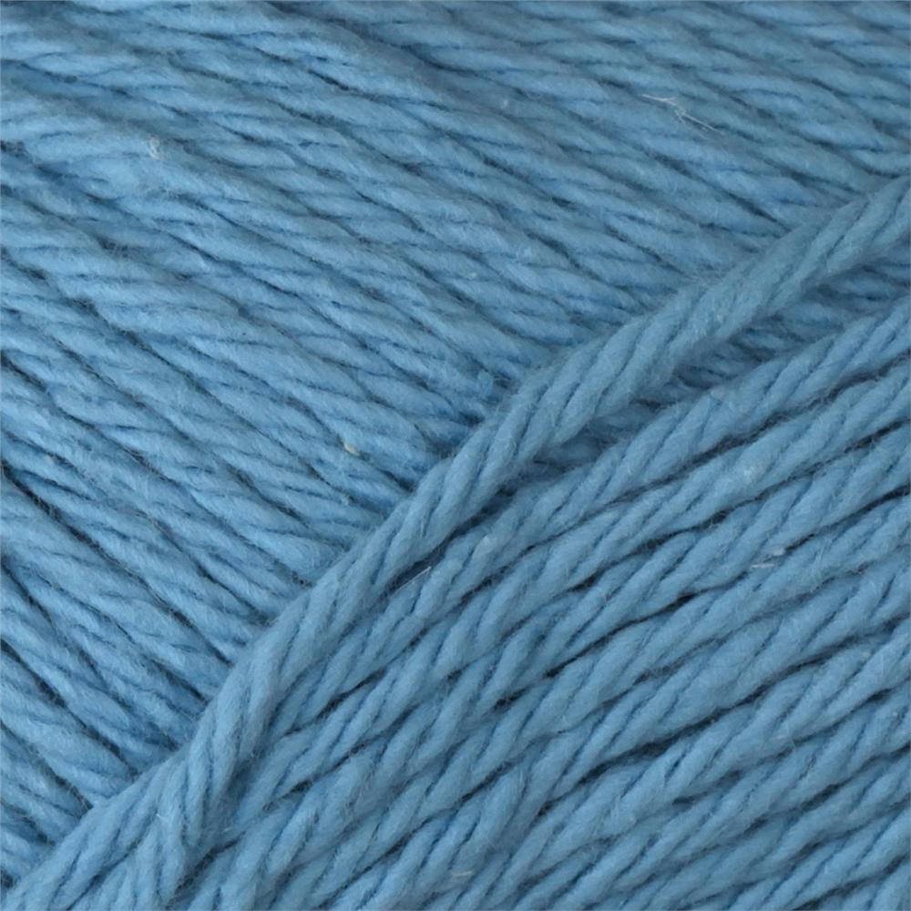 Peaches & Creme Solid Yarn (01105) Soft Blue