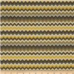 Swavelle Mill Creek Chevron Hilo Jacquard Goldenrod