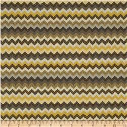 Swavelle/Mill Creek Chevron Hilo Jacquard Goldenrod