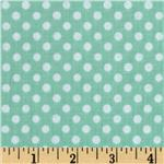 Dottie's Sweet Shop Dots Green