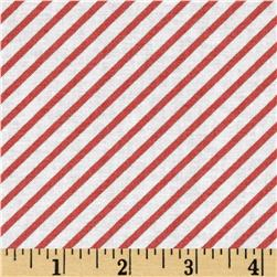 Riley Blake Unforgettable Wallpapers Stripe Pink
