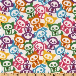 Skelanimals Tossed White/Brites