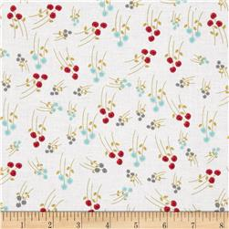 Sweet Harmony Mini Floral White