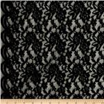 Florence Lace Black