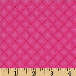 Simply Sweet Quilted Blender Pink