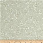 0289212 Tone on Tone Large Floral White