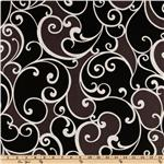CN-414 Michael Miller Whimsy Surf Black