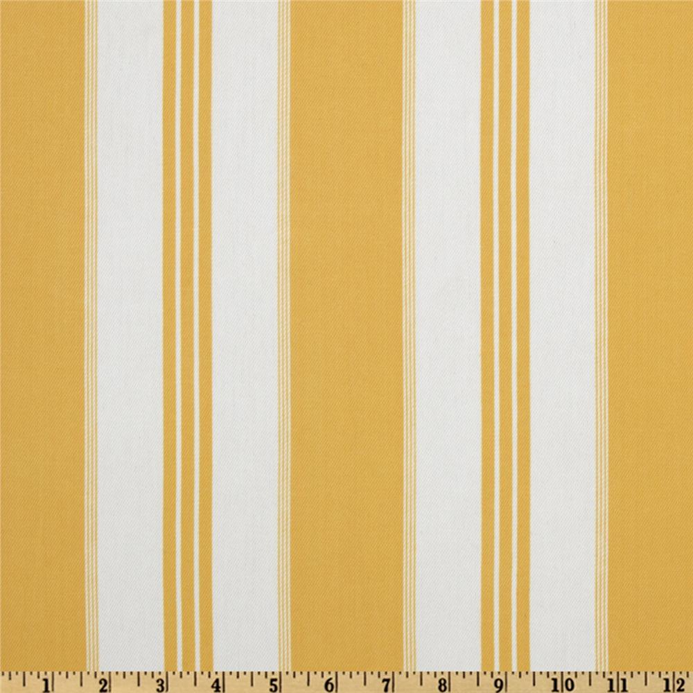 Covington Tradewinds Woven Twill Stripe Sunshine