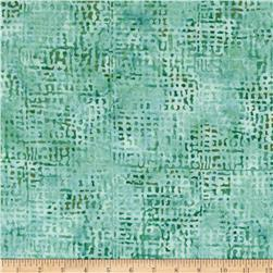 Bali Batiks Handpaints Burlap Seaside