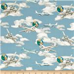0270453 Planes, Trains, Automobiles Planes &amp; Globes Multi