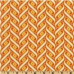 Joel Dewberry Heirloom Ribbon Lattice Amber
