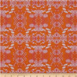 Dovecote Velvet Wing Carne Orange
