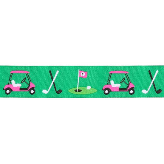 7/8&#39;&#39; Ribbon Golf Green