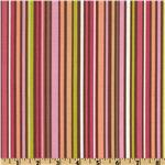 A Fun Day In The Jungle Stripe Pink