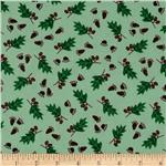 218282 The Three Bears Foot Prints Green